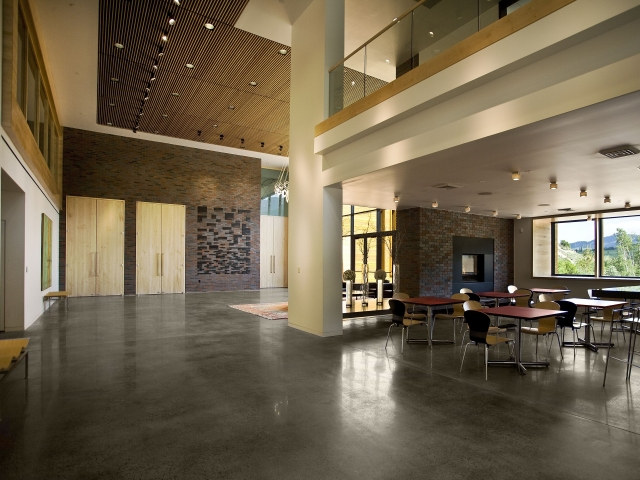 Interior Lobby Area